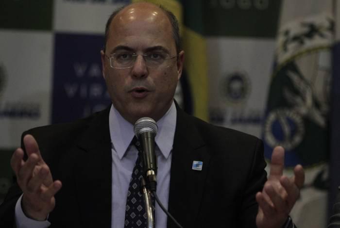 Governador Wilson Wiltzel confirmou que haverá mudanças em sua gestão