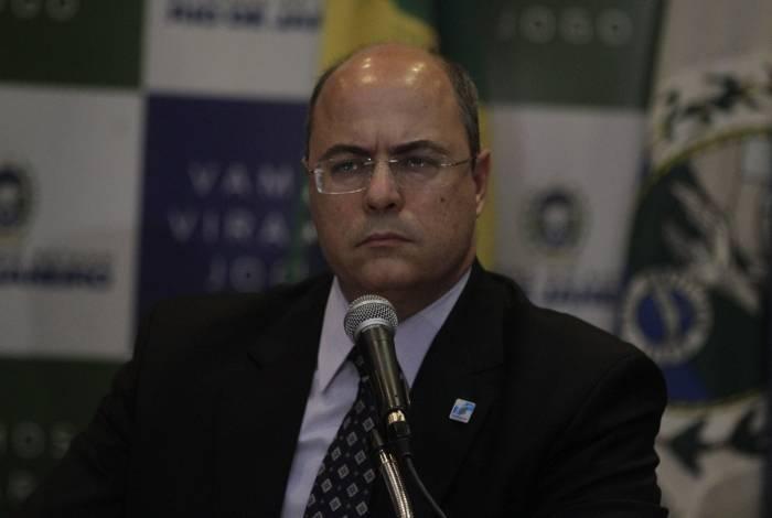 Governador Wilson Wiltzel já iniciou articulações por aval ao pacote de medidas