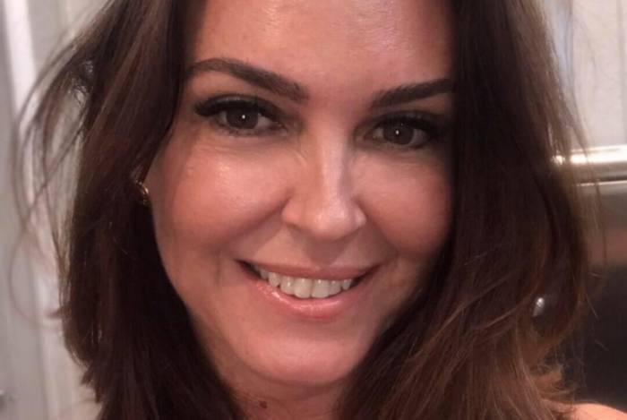 Cynthia Benarrós. Reprodução do Facebook