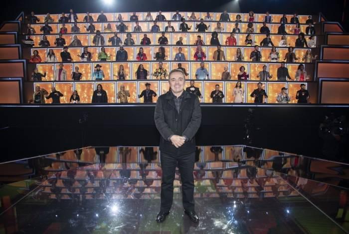 'Os talentos este ano estão excepcionais', revela Gugu Liberato