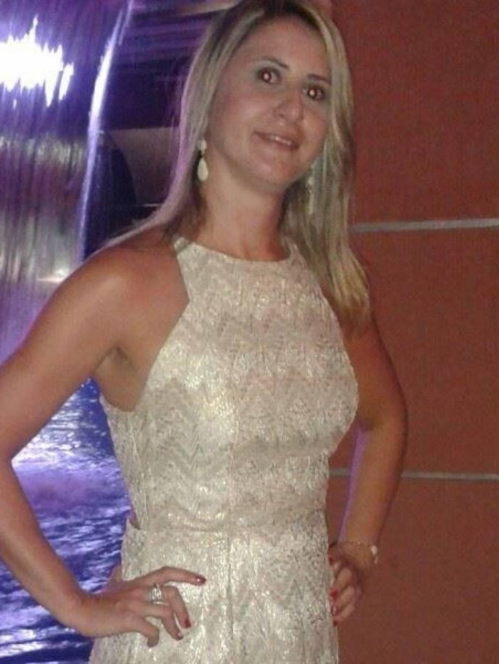 Angélica Lima: atacada em casa