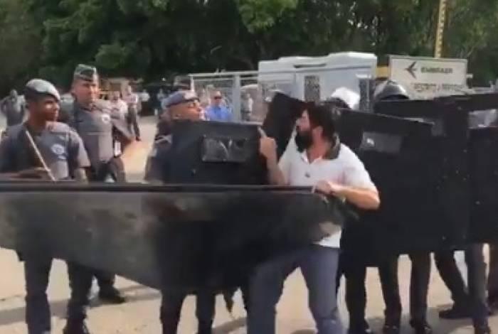 Polícia Militar de São Paulo confirmou prisão de sindicalista