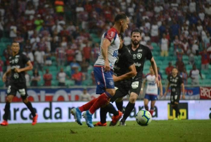 Botafogo foi derrotado