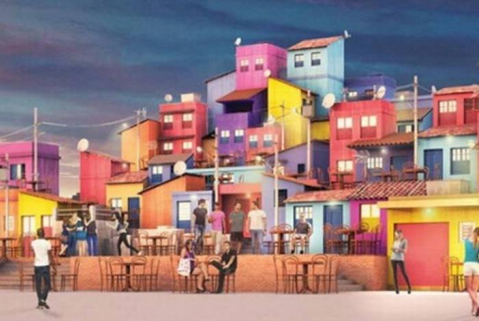 Espaço Favela é uma das novidades do Rock in Rio