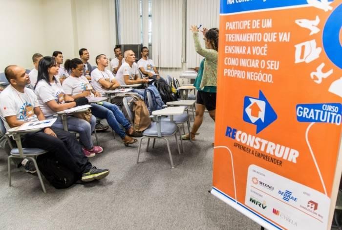 Projeto levará capacitação para trabalhadores da construção civil