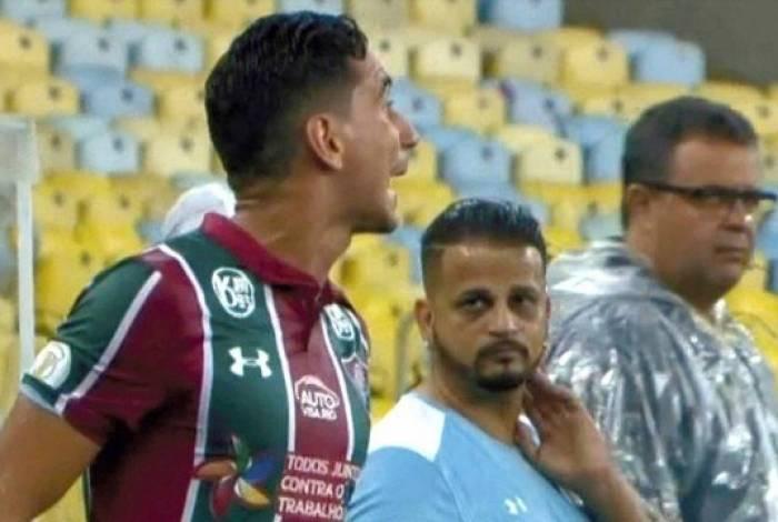 Ganso discutiu feio com Oswaldo de Oliveira