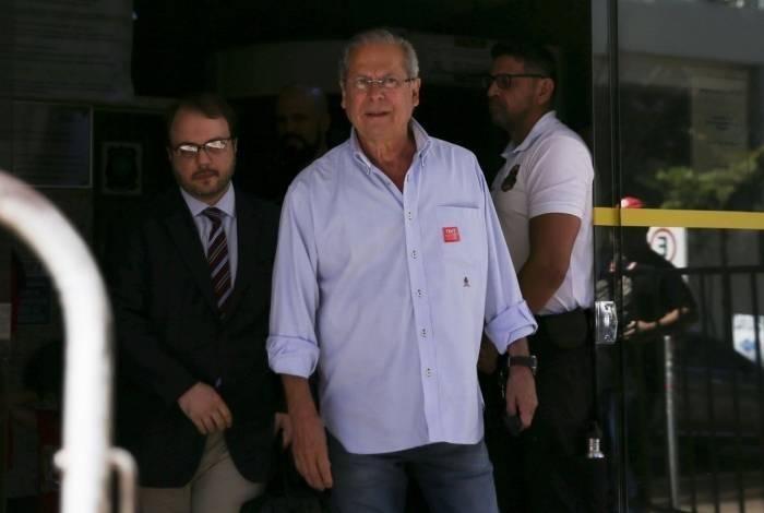 Ex-ministro José Dirceu