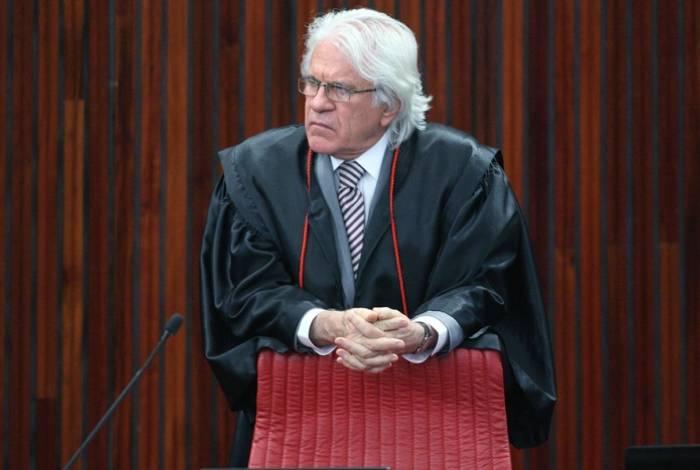 Ministro Napoleão Nunes Maia, do STJ