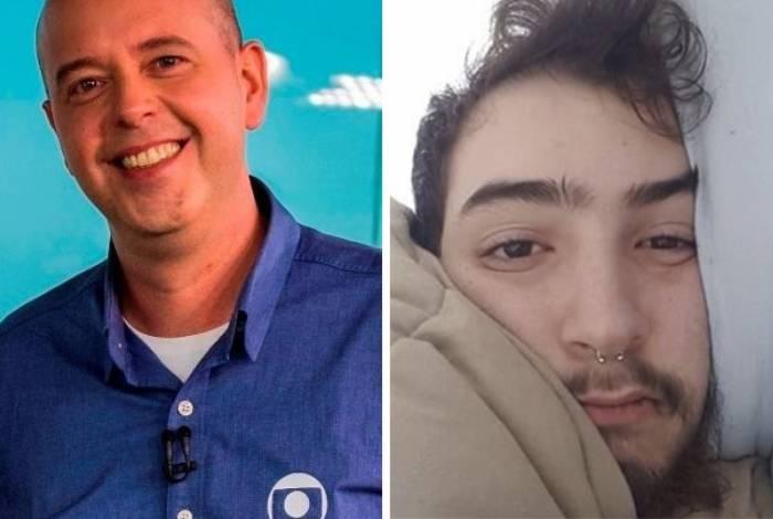 Alex Escobar e Pedro Escobar