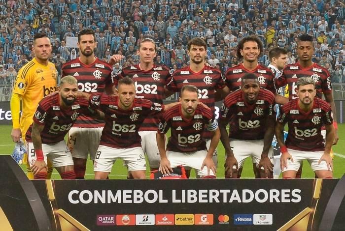 Flamengo é o campeão da Libertadores