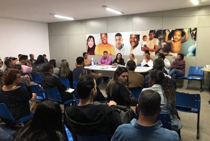 Reunião da comissão eleitoral apresentou diretrizes da campanha a candidatos aos conselhos tutelares