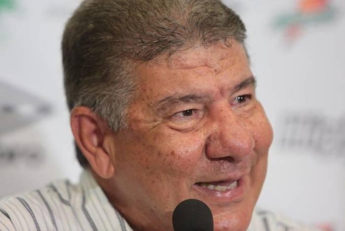 Joel santana já comandou os quatro grandes cariocas