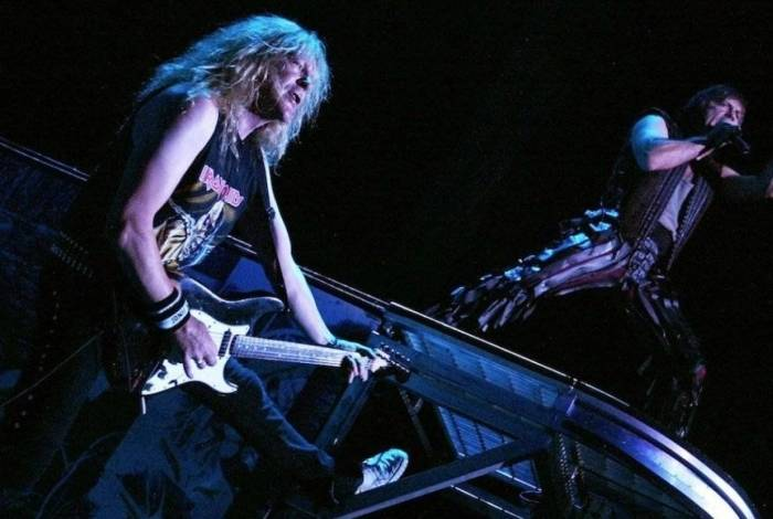 Scorpions se apresentou no Rock in Rio