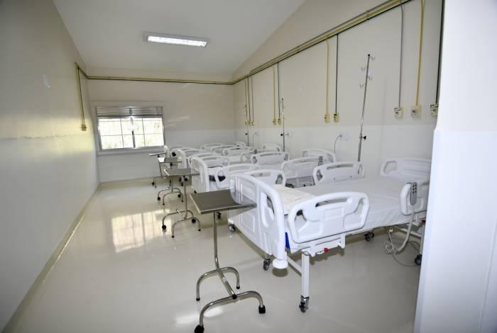 Rio de Janeiro terá quatro hospitais de campanha para 1,1 mil pessoas