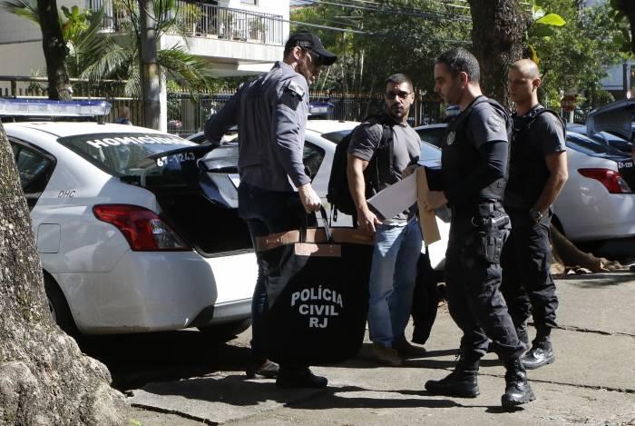 Operação Submersus, da Polícia Civil, foi deflagrada na quinta-feira e prendeu quatro pessoas