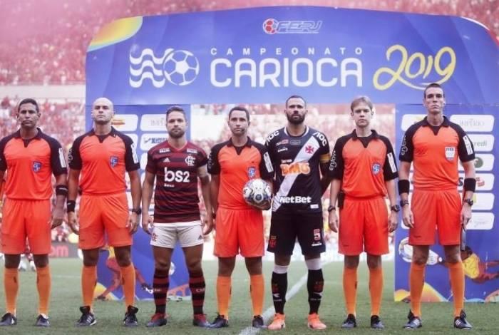 Flamengo e Vasco fizeram a final da última competição