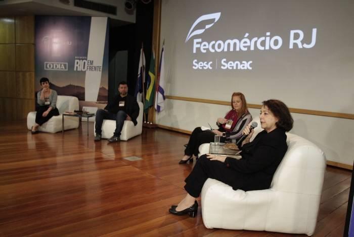 Em encontro na Fecomércio RJ, especialistas debateram ações para o desenvolvimento da educação