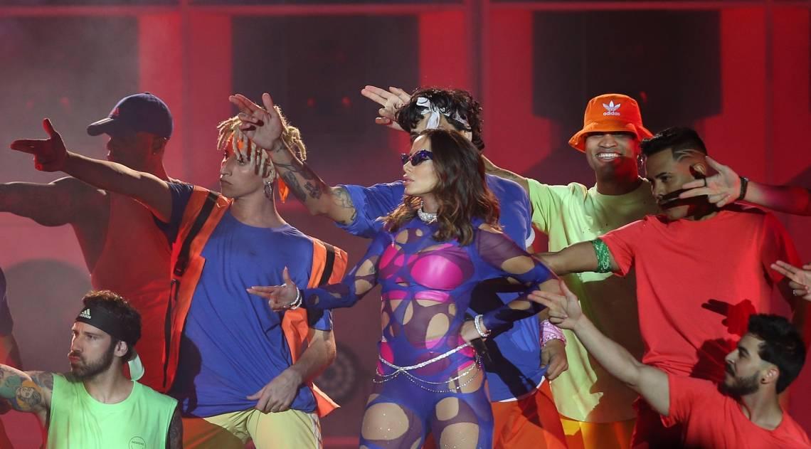 Show de Anitta, a Poderosa, no Palco Mundo fez do Rock in Rio a Cidade do Funk