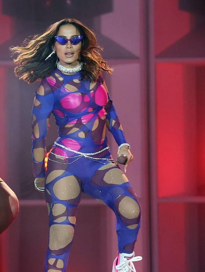 Rock In Rio - O show de Anitta aconteceu 18h no palco Mundo. Foto: Daniel Castelo Branco / Agencia O Dia.