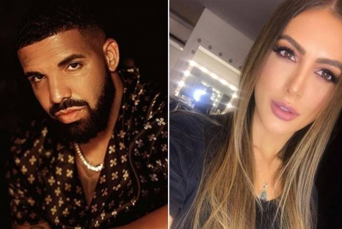 Débora Gonçalves está no Canadá com Drake