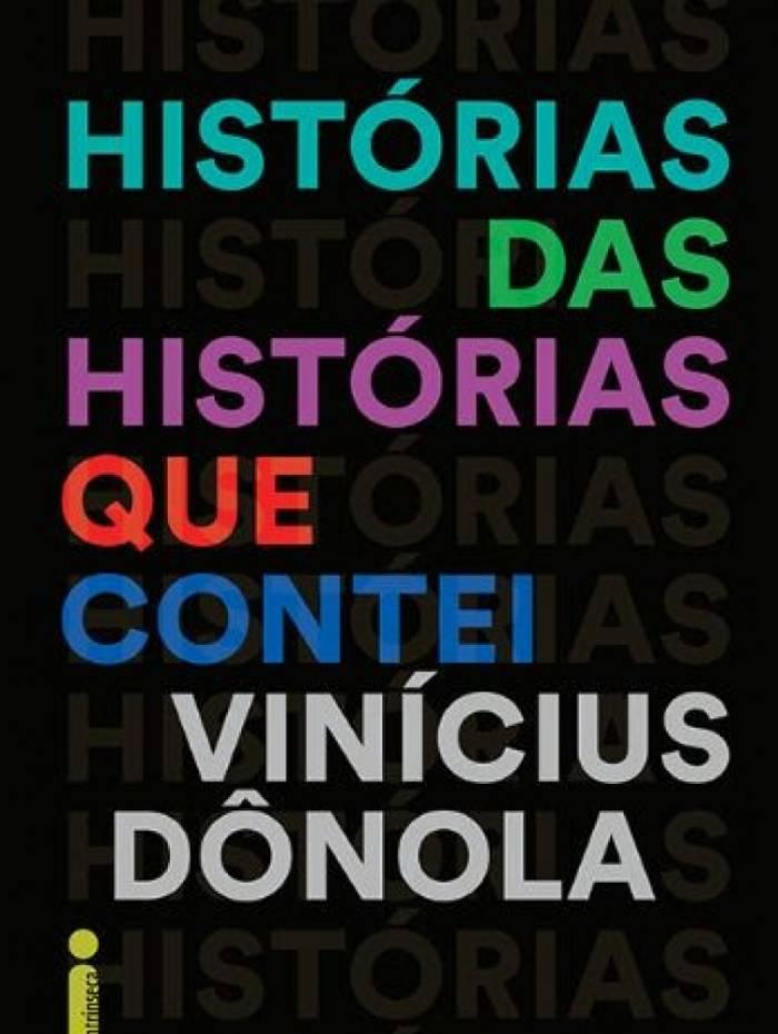 Vinícius Dônola lança livro sobre suas reportagens mais marcantes