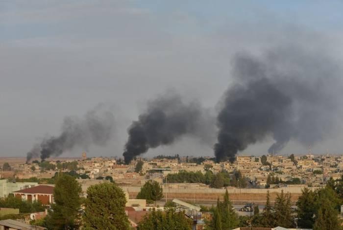 Curdo-sírios dominam o nordeste da Síria, região de fronteira com a Turquia