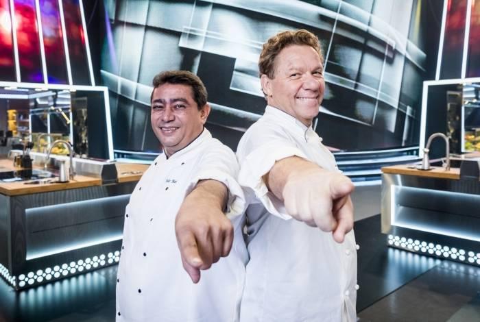 Batista e Claude Troisgros