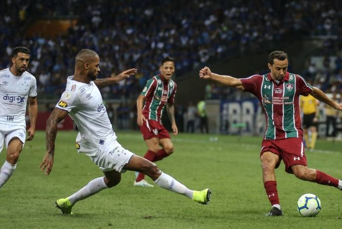 Cruzeiro x Fluminense