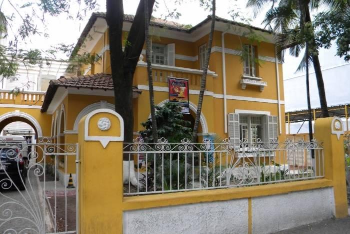 A Casa de Cultura de Nova Iguaçu será um dos pontos onde acontecerá a Feira Iguassu