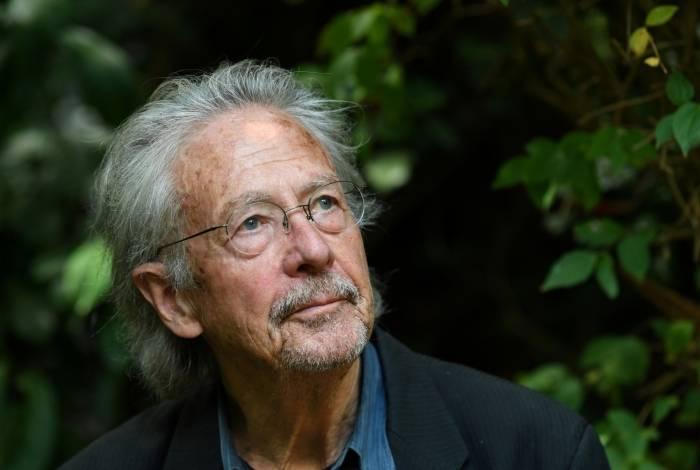 Peter Handke é o vencedor do Prêmio Nobel de Literatura de 2019