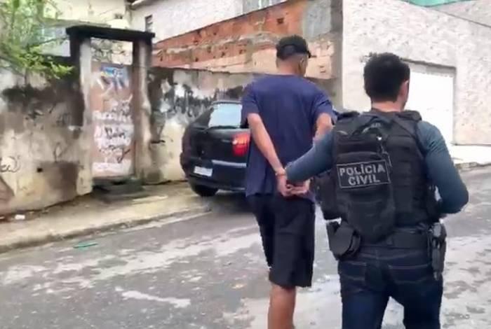 Baixada tem aumento de prisões de roubadores. São os mais variados tipos de roubos: ônibus, carga, transeuntes e ao comércio