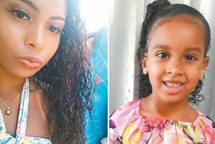 Luciana Evangelista foi agredida e ameaçada por traficantes após o desaparecimento da filha Estela, que foi morta pelo tio