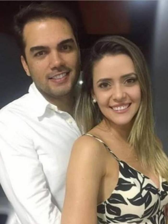 Abner Brito Santos Donato e Fernanda Coimbra Pacheco planejavam se casar em março do próximo ano