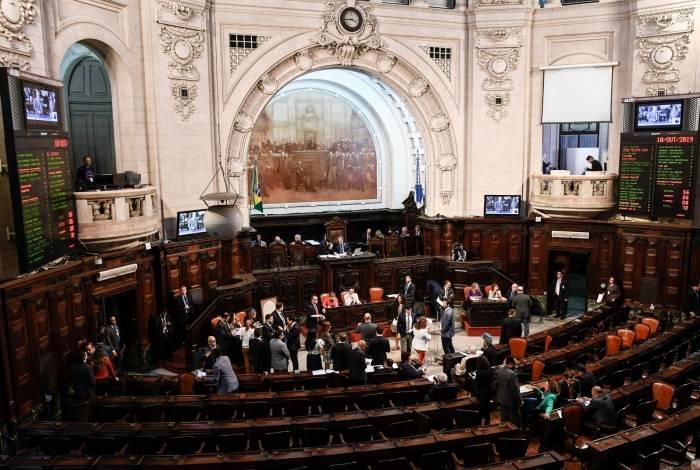 Comissões vão ler os pareceres no plenário da Alerj