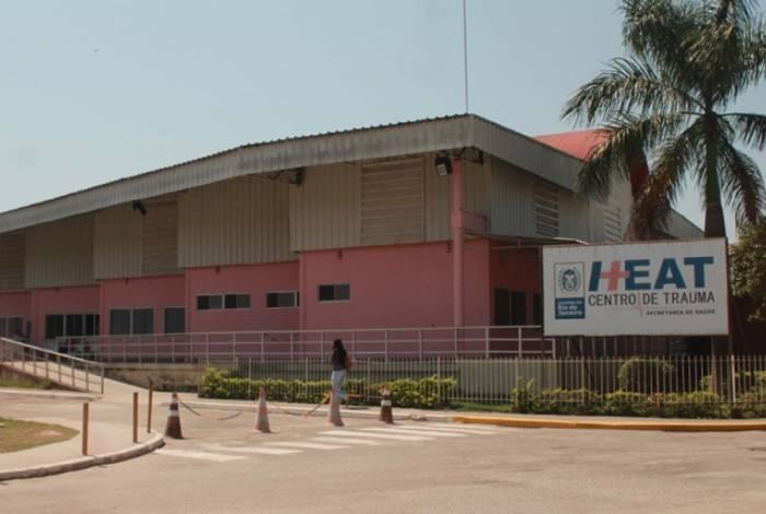Hospital Estadual Alberto Torres, em São Gonçalo