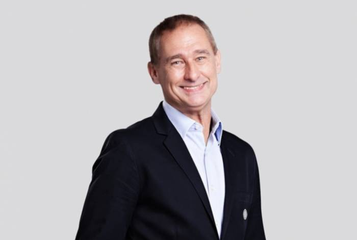 Álvaro José é um dos apresentadores da emissora de esportes