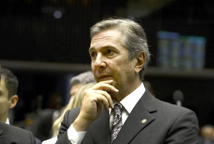 O senador Fernando Collor de Mello