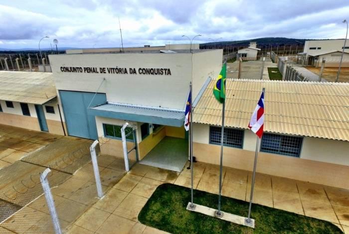 Conjunto Penal de Vitória da Conquista, na Bahia