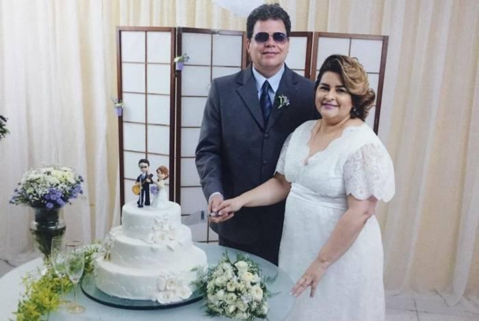 José Maurício se casou cego e só enxergou a mulher após três anos