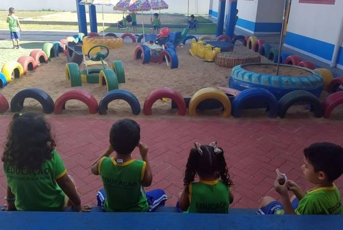 Dez mil crianças venezuelanas já entraram no Brasil