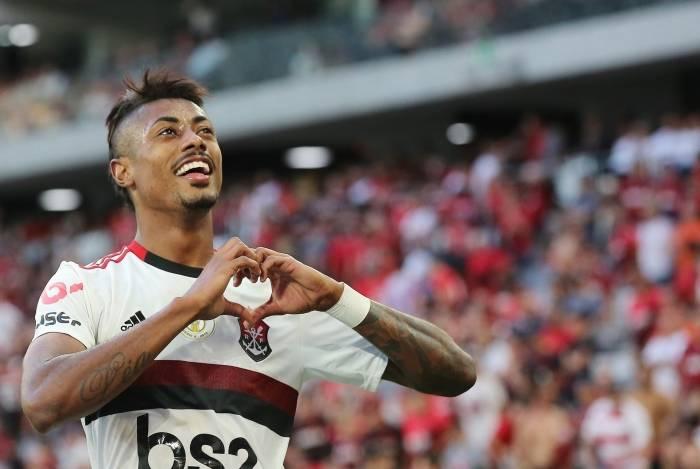 Eleito o melhor jogador da Libertadores da América, Bruno Henrique é um dos artilheiros do Flamengo