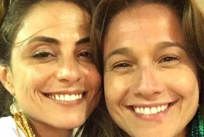 Priscila Montandon e Fernanda Gentil