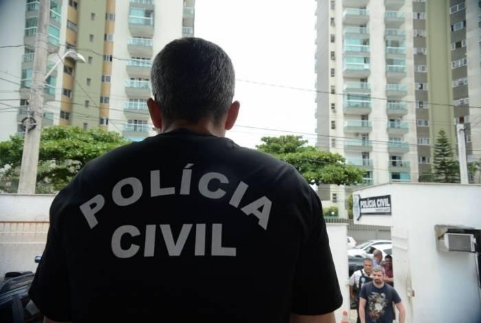 Recentemente houve contingenciamento de vagas do RAS na Polícia Civil
