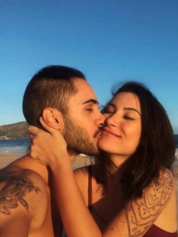 Diogo Melim e Bianca Andrade estão namorando