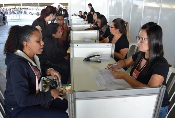 Geração de emprego é foco em Volta Redonda. Em maio, prefeitura fez mutirão para contratações
