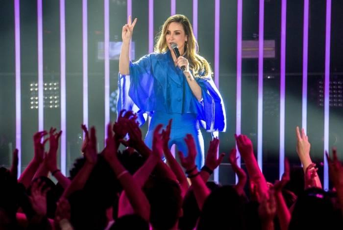Claudinha está empolgada para fazer shows: 'Estou muito poderosa'