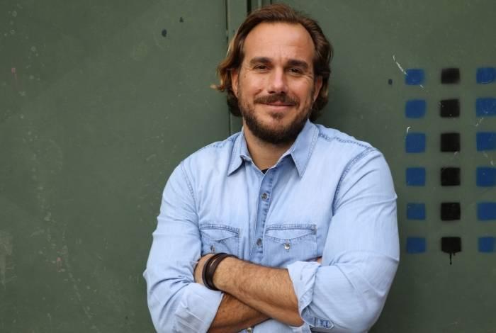 O educador Marcelo Cunha Bueno: