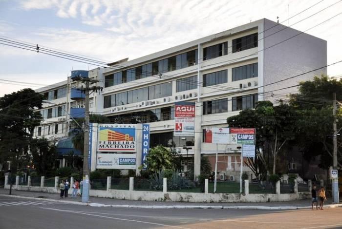 O hospital Ferreira Machado, da prefeitura, é sede da Fundação Municipal de Saúde