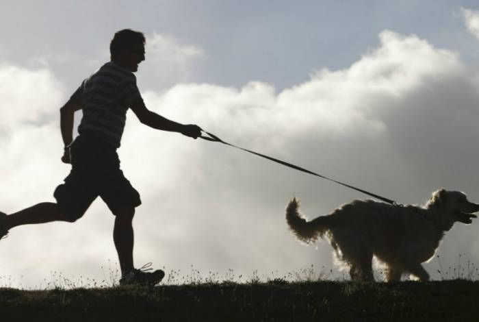 Atividade física com o pet traz benefícios para a saúde e melhora o relacionamento entre tutor e animal