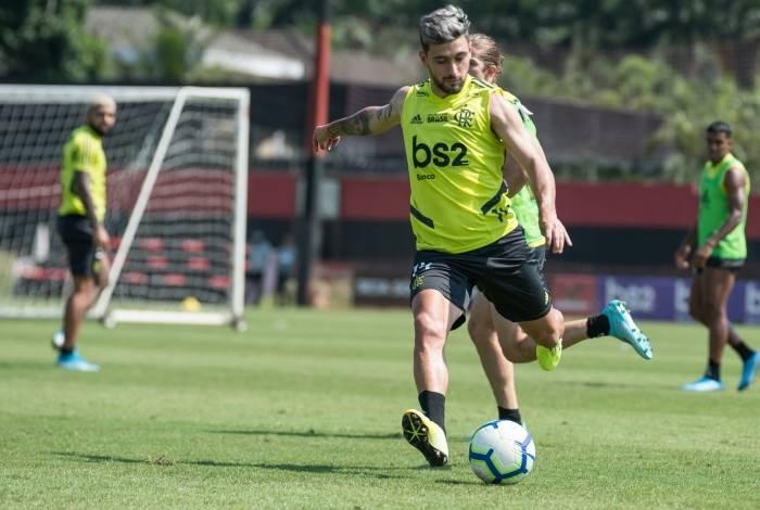 Arrascaeta tem 11 gols no Campeonato Brasileiro